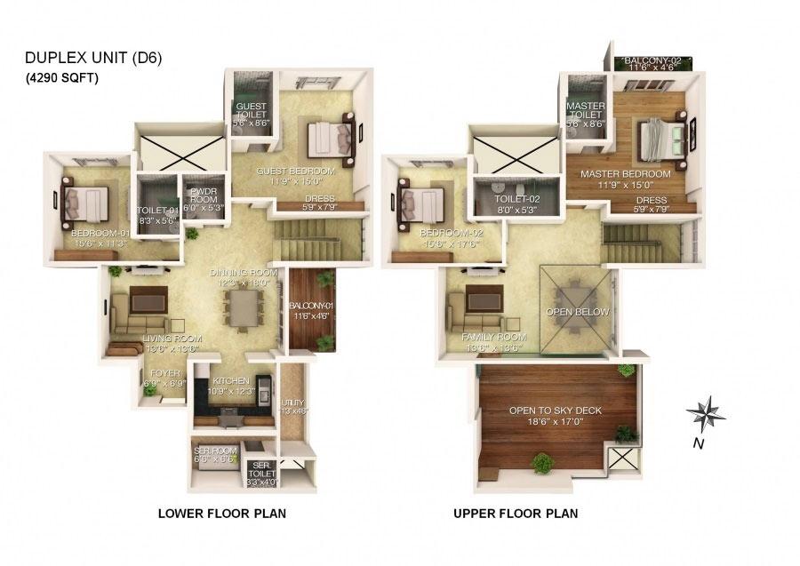 RJ Lake Gardenia | Luxury Residential Apartments, Bangalore, Old ...